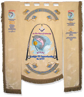 The Lodge of Opportunity Banner
