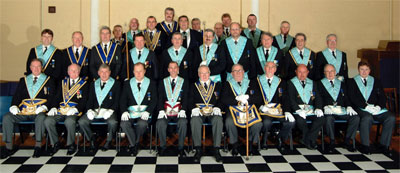 Becoming a Freemason - Lodge of Opportunity - No 9777